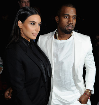 Kim Kardashian and Kanye West Considering Unusual Baby Name
