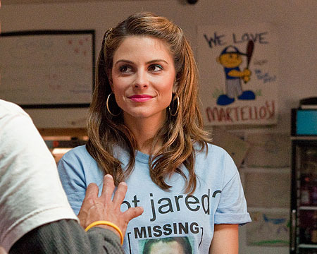 Sneak Peek! Maria Menounos in 'Adventures of Serial Buddies'