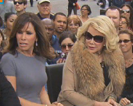 Joan and Melissa Rivers on Kelly Osbourne's Health Scare: 'Everything's Fine'