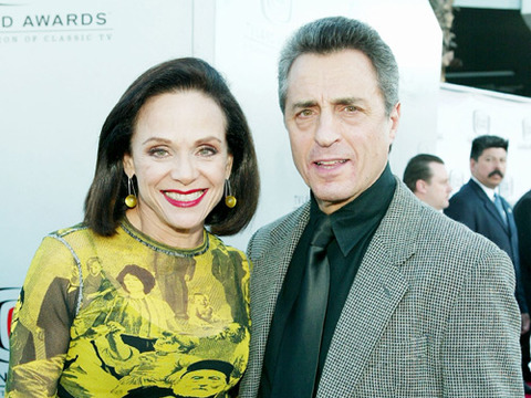 Valerie Harper husband photo