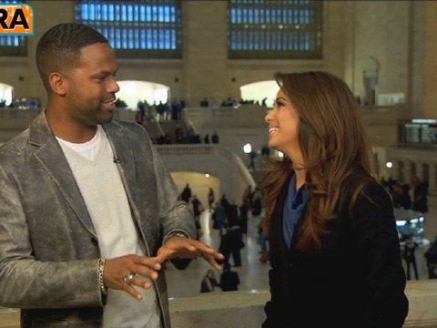 Video! Hanging with Eva Longoria in NYC