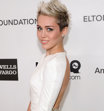 Miley Cyrus Tops Maxim's Hot 100 List