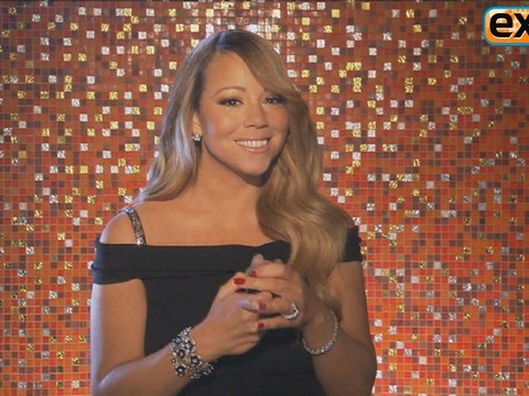 'Extra' Raw! Mariah Carey Introduces Her New Fragrance