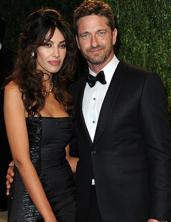 Gerard Butler on His New Girlfriend: 'I'm Very Lucky' | ExtraTV ...