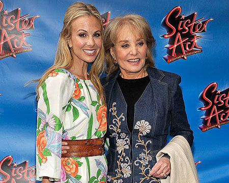 Barbara Walters Says Elisabeth Hasselbeck is Staying on 'The View'