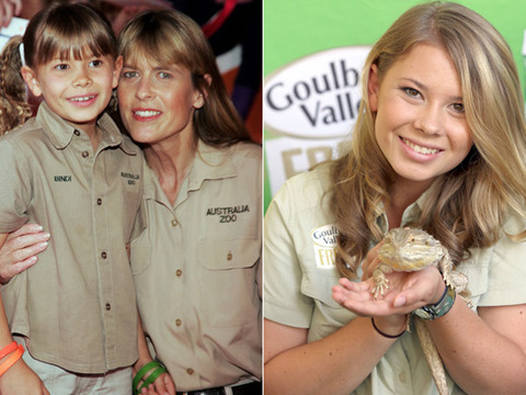 Bindi Irwin All Grown Up! What She Looks Like at 14
