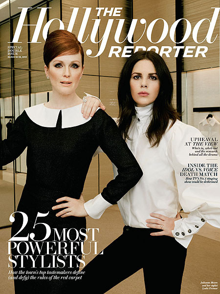The Hollywood Reporter's Top 25 Stylists in Hollywood List