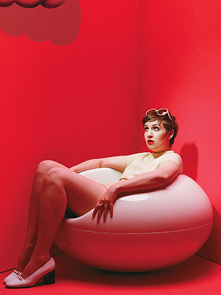 Lena Dunham on Feminism, Sex, Art… and Whatever Else Strikes Her
