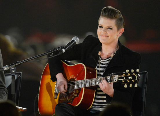 Dixie Chick Goes Solo: Natalie Maines Sings at SXSW