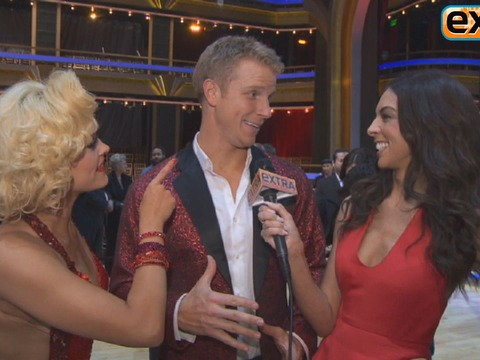 'Dancing with the Stars' Contestant Sean Lowe is Keeping His Shirt On