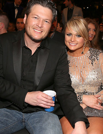 Blake Shelton and Miranda Lambert Playfully Shoot Down Breakup Rumors
