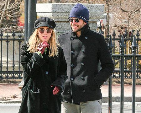 Bradley Cooper's Mystery Girlfriend Revealed!