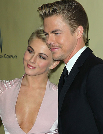 Derek Hough: Julianne 'Wants to Get Back to Dancing'