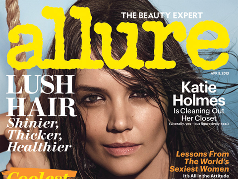 Katie Holmes to Allure: I'm 'Open' to Having More Kids