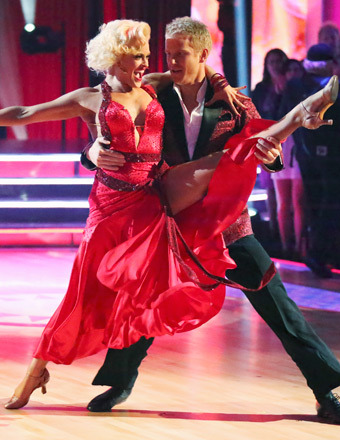 'DWTS' Recap: Sean Lowe's 'Pelvic Thrust,' Kellie Pickler's 'Sass and Class'