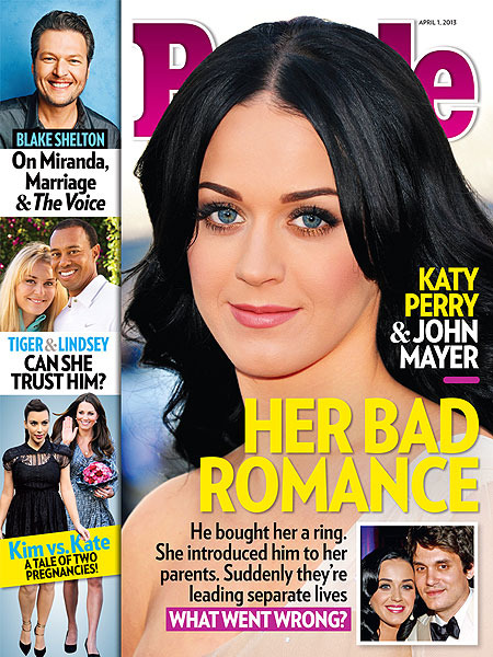 Katy Perry and John Mayer: Why They Split