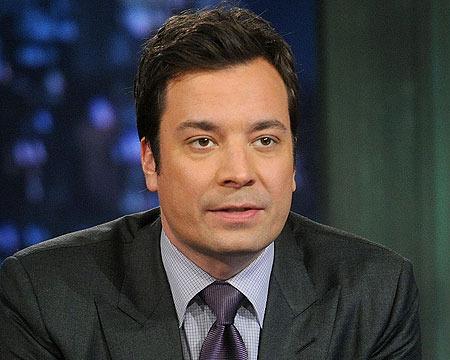 Video! Jimmy Fallon Pokes Fun at 'Tonight Show' Rumors