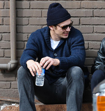 Trash Talk: James Franco's Neighbors Are Fed Up
