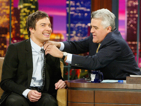 Jay Leno: I 'Hope' Jimmy Fallon Replaces Me on the 'Tonight Show'