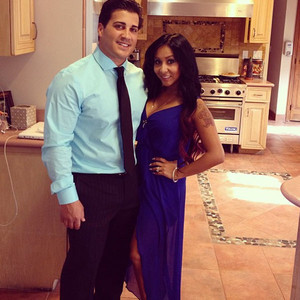 Pics! At Snooki's Baby Baptism
