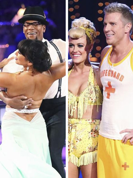 'DWTS' Backstage: Blowups, Injuries and 'Bachelor' Sean