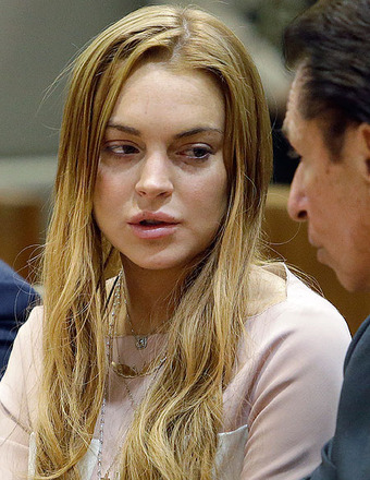 Lindsay Lohan Was a Pro on 'Anger Management' Set