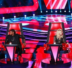 'The Voice' Recap: Shakira and Usher Fit Right In
