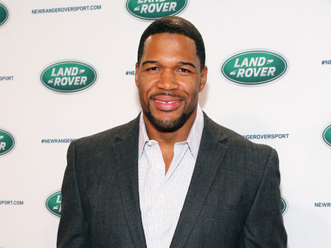 Morning Show Wars: Michael Strahan's Gig on 'GMA'?