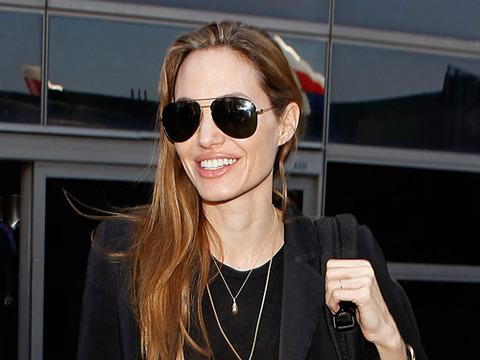 Angelina Jolie: I'm Not Married to Brad Pitt