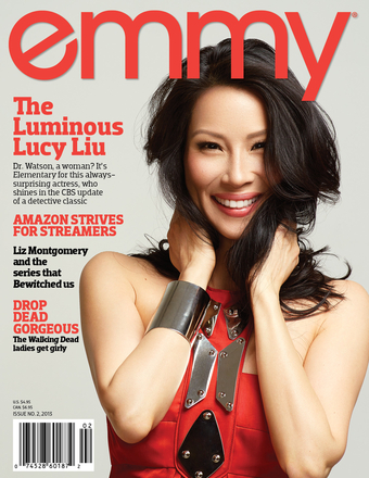 'Sherlock' is 'Elementary' for Lucy Liu