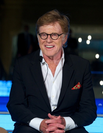 Robert Redford Talks 'The Company You Keep' and Casting Jackie Evancho
