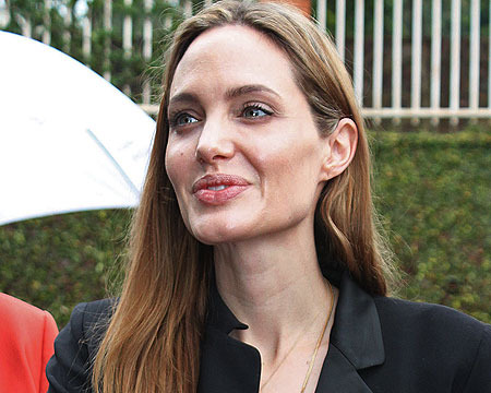 Angelina Jolie Opens School for Girls in Afghanistan