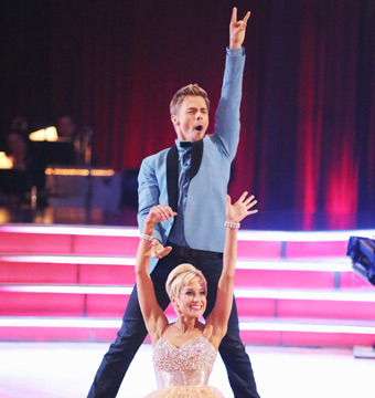 'Dancing with the Stars': Kellie Pickler Is 'Prom Queen'
