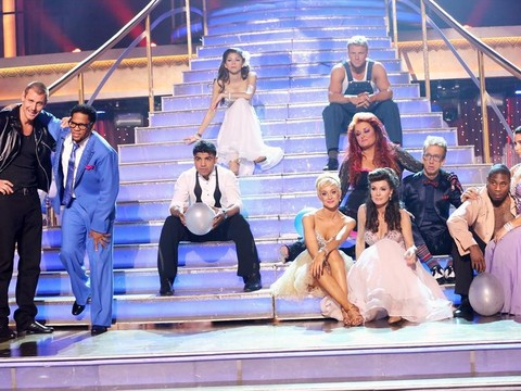 'DWTS' Elimination: Who Didn't Have a Great Prom Night?