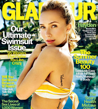 Hayden Panettiere: 'I Was Born to Be a Mother'