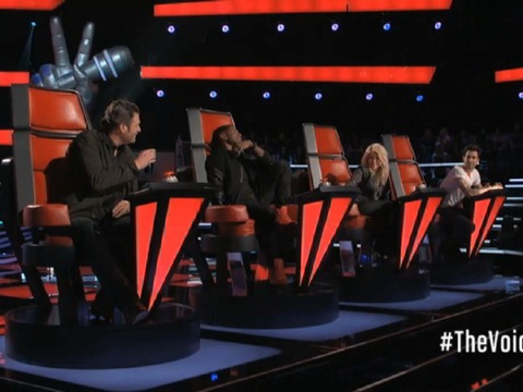 Video! What Happens on 'The Voice' Between the Songs