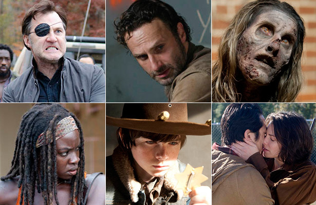 Burning Questions for 'Walking Dead' Season 4