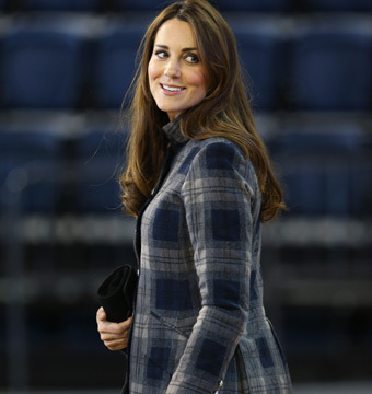 Royal Baby Watch! Kate Middleton in Quaint Hideaway