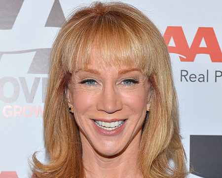 Kathy Griffin's Bravo Show Cancelled