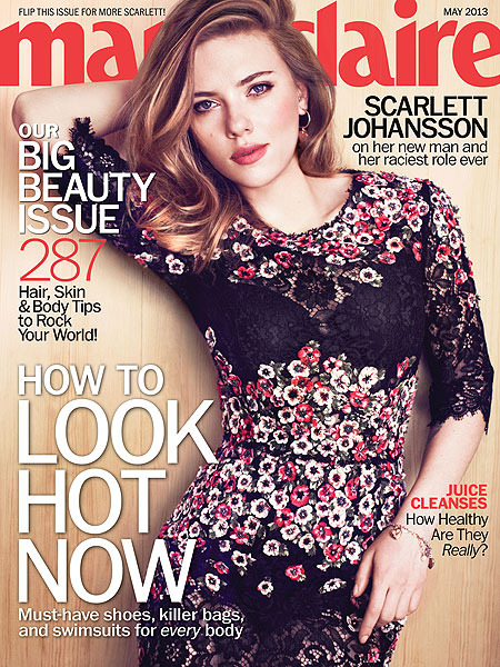 Scarlett Johansson on Social Media: 'All of It Drives Me Crazy'