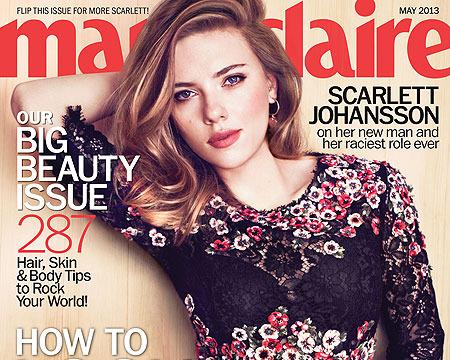 Scarlett Johansson on Social Media: 'All of It Drives Me Crazy'