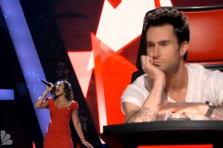 Sneak Peek! At 'The Voice' Blind Auditions