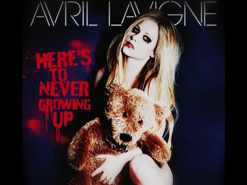 Avril Lavigne Debuts Video for Her New Single!