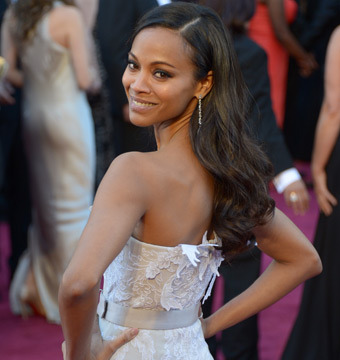 Zoe Saldana Talks Heartbreak: 'Maybe I Haven't Fallen in Love Yet'