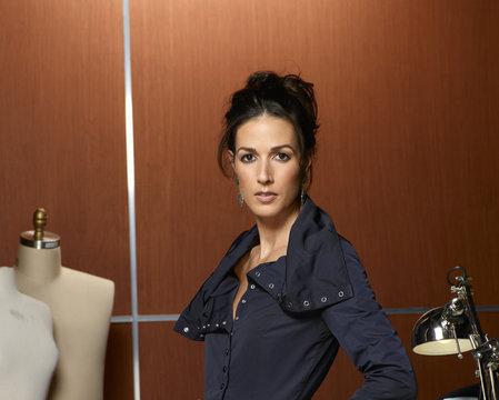 Designer Silvia Arguello Dishes on 'Fashion Star'