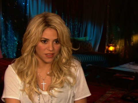 Exclusive! Shakira Opens Up About Her Team on 'The Voice'