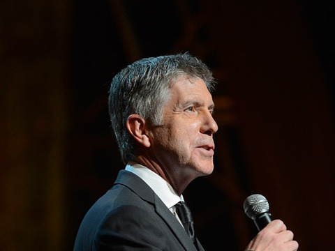Boston Native Tom Bergeron Reacts to Bombings: 'We Love You'