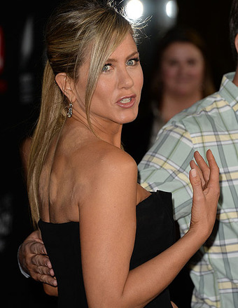 Pic! Did Jennifer Aniston Use 'Cupping' Treatment?