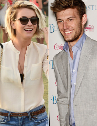 Julianne Hough's Mystery Man Revealed!