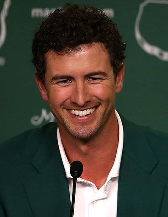 Golf Hottie Adam Scott Has a Girlfriend